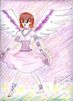 Patty the angel by candyfans
