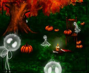 Halloween picture by Kodoku-Roxi