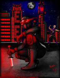 Revenge. by Kodoku-Roxi