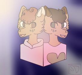 Twins by SpelloftheDead