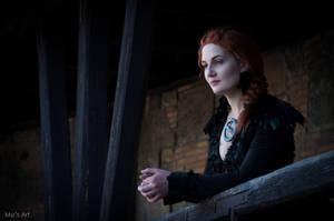 Sansa Stark Cosplay by mo-s-art