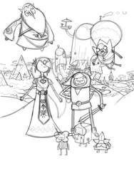 Zelda Time Sketch by Darkagnt210