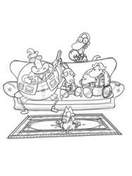 Lebowski's Modern Life Sketch by Darkagnt210