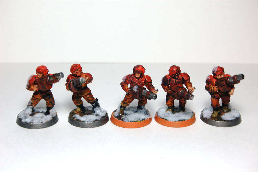 94th Valhalla - Grenadiers by niner9