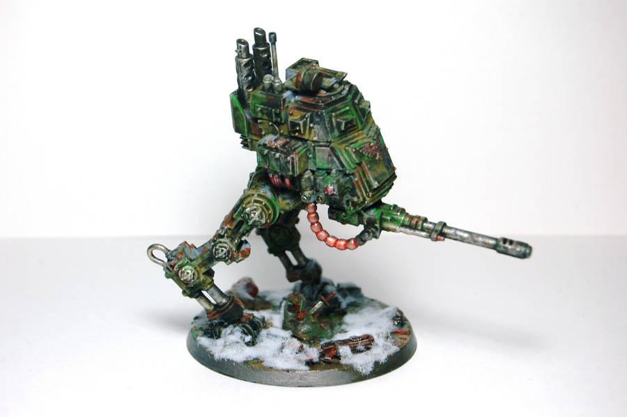 94th Valhalla - Sentinel by niner9