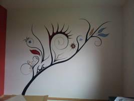 My wall by KoronaUchiha