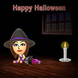 Emily the flirty witch by Jetvoidfox96