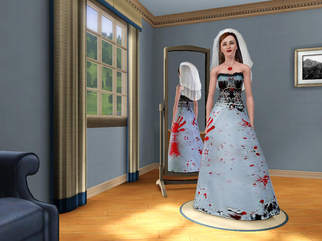 Emily the zombie bride by Jetvoidfox96