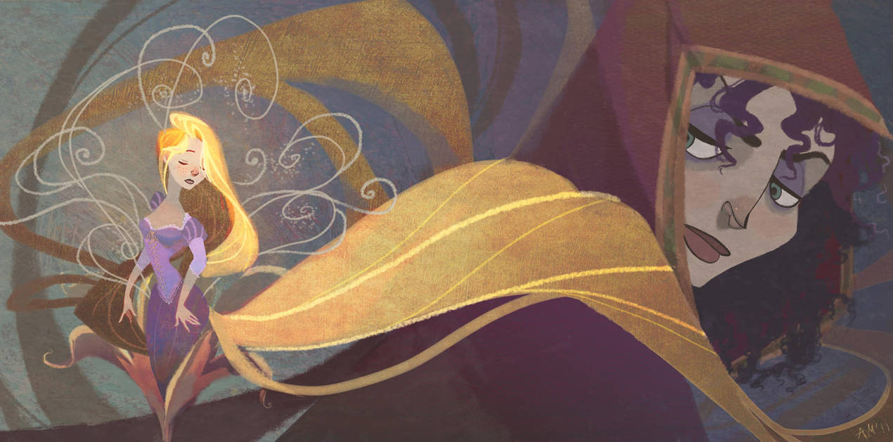 Flower, gleam and glow by nna