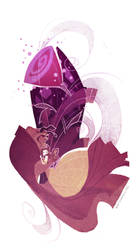 Beauty and the Beast by nna