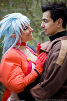 Tenchi Muyo - In His Arms by shadowhearts