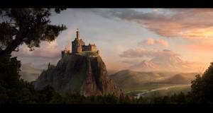 Castle by Sleax