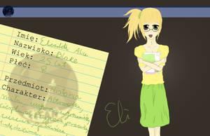 TA: Elizabeth Alice Blake (Eli) by UtaKokoro