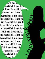 I Am Beautiful by TheLadyLumi