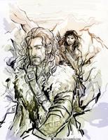 Pretty dwarves by lorna-ka