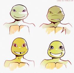 Heroes Unmasked by lorna-ka