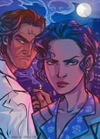 CSI: Fabletown by lorna-ka