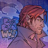 Big Bad Wolf by lorna-ka