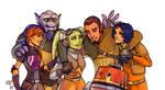 SWR Family reunion by lorna-ka