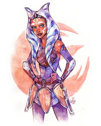SWR Heart of the Rebellion by lorna-ka