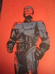 Robocop by SunshineRobocop