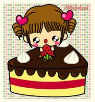 Cake by Tamabit