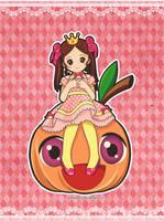 Princess Peachie by Tamabit