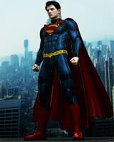 Man of Steel 2.0 by Le-Arc-7thHeaven