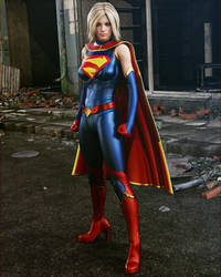 Supergirl 2.0 by Le-Arc-7thHeaven