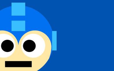 I'm a Mega Man by JustinRampage