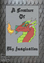 Title page dragon by TheSleepyGhost