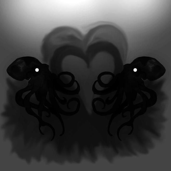 Octopus Love by TheSleepyGhost