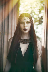 Hekate by AnaIsaebel