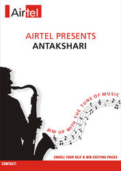 Airtel Poster by samuel-jebasingh