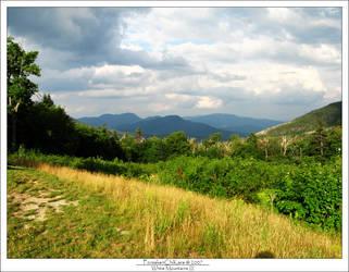 White Mountains III by ForsakenChiKara