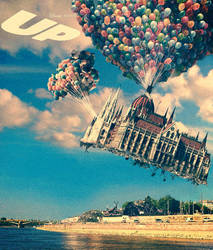 UP by aarongraphics