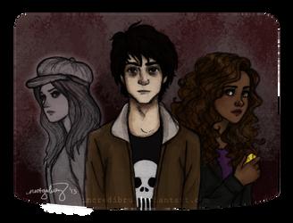 Children of Hades by incredibru