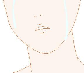 ..:..Tears.:.Base..:.. by RainbowsArePurple