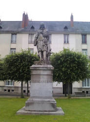 Rene Descartes by Ange-Gothique