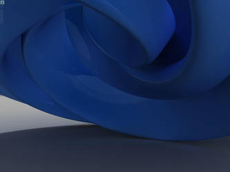 The Blue Illumination by islasyr