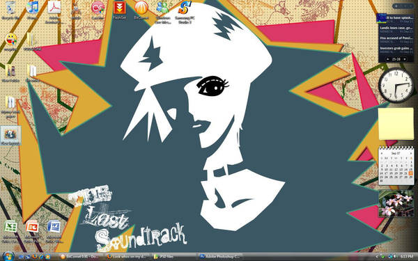 My Desktop by kShinn