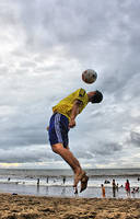 Freestyle Soccer by strawferryst