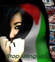palestine by nousika