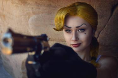 Helga Sinclair 2 by Dea-Vesta