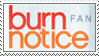 Burn Notice stamp by aftersunsets