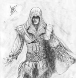 Assassin's Creed II by bogyi007