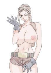 Lara Croft by daicombo