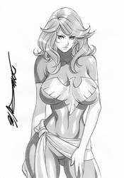 Commission - Phoenix (X-Men) by daicombo