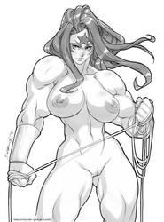 Wonder Woman by daicombo
