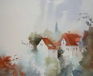 Dream gardens by angora39